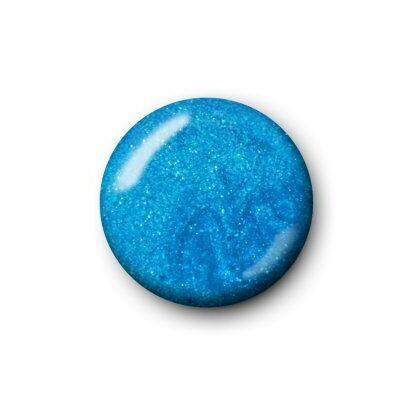 Professional Line - Neon csillogó kék színes zselé Nr.154