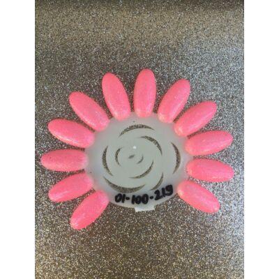 Professional Line - Rózsaszín tükör színes zselé Nr.219