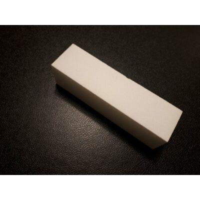 Bufferblokk - fehér