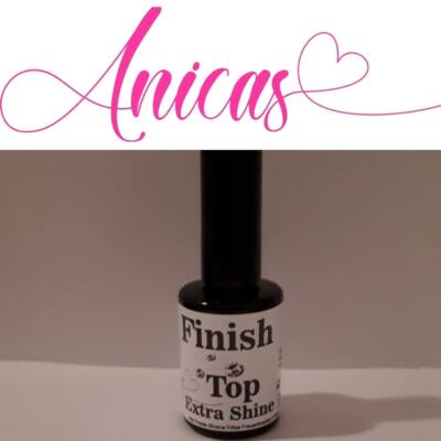 AnicaS Finish Top - Extra Shine