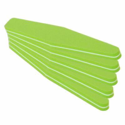 Buffer Trapéz - zöld - 180/180
