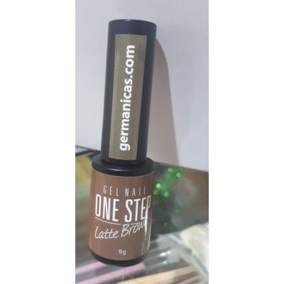 One Step Géllakk - Latte Barna / Latte Brown