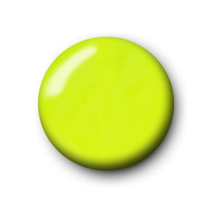 Professional Line - Neon sárga színes zselé Nr.126