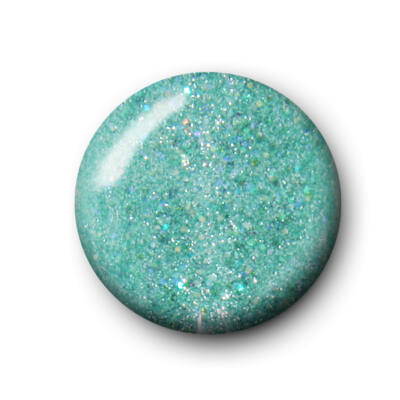 Professional Line - Gyöngyfényes Smaragd színes zselé Nr.176