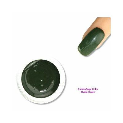 Camouflage Color - Krokodilzöld - színes zselé Nr 3.