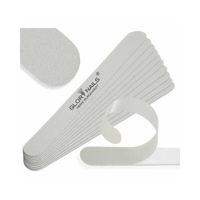 Cserélhető reszelőpapír - 180 - fehér - 10 db