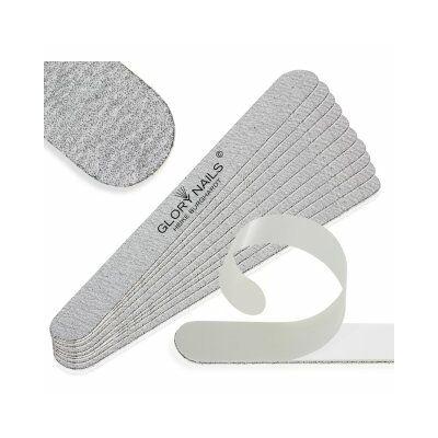 Cserélhető reszelőpapír - 100 - zebra - 10 db