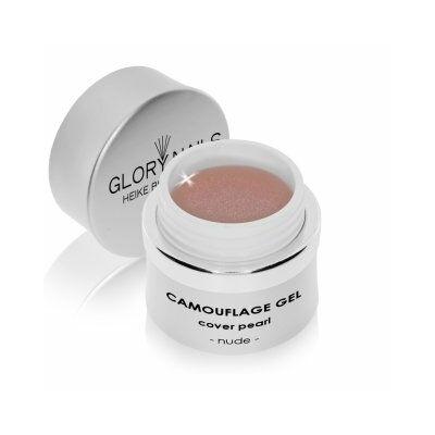 Körömágyhosszabbító Zselé - Cover Pearl - Testszín / Nude - 13 ml