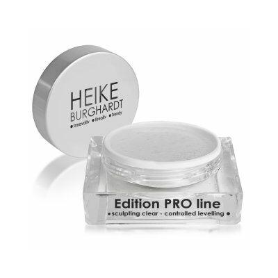 Edition Pro Line - HB1001 építőzselé - átlátszó - 15 ml
