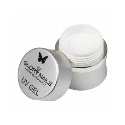 Francia építõ zselé - Medium White - 13 ml