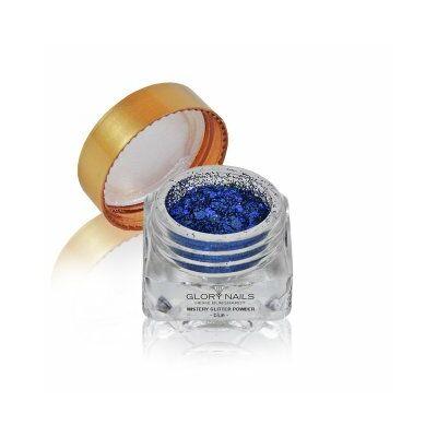 Mistery Glitter Powder - csillámpor - kék
