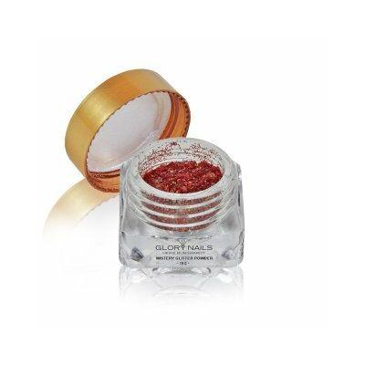 Mistery Glitter Powder - csillámpor - vörös