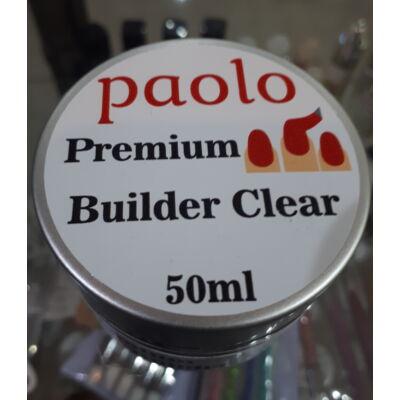 Paolo Építőzselé - Premium Builder Clear - 50ml