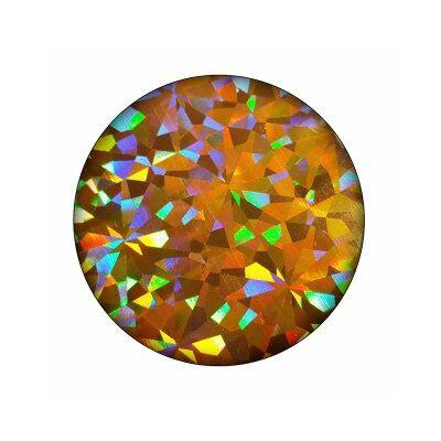 Transzferfólia - arany/hologram